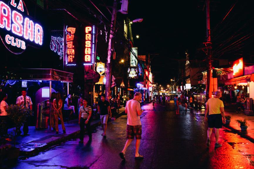 天使城 Walking Street