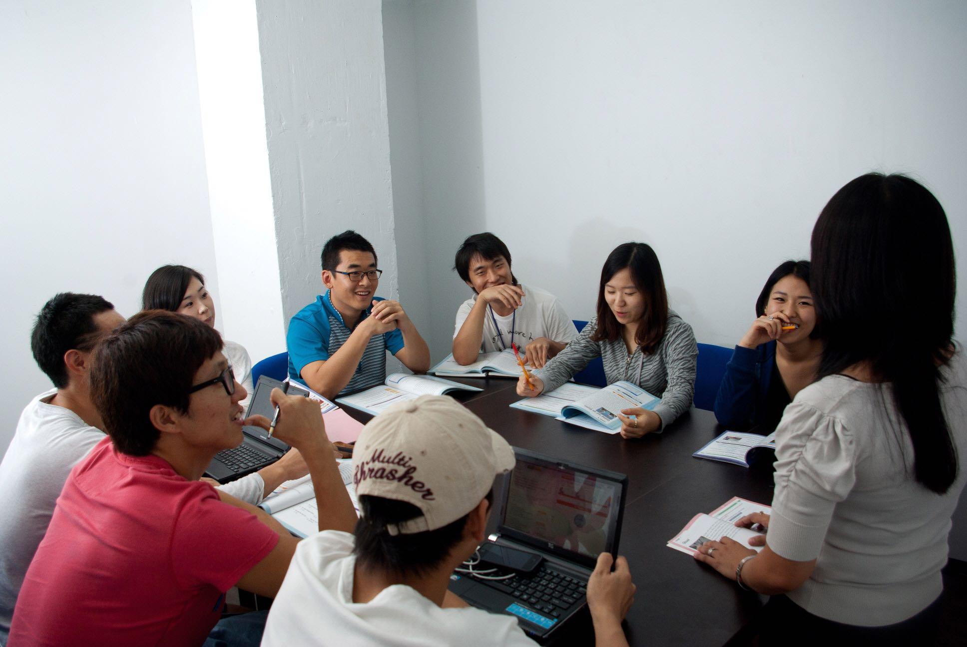 菲律賓語言學校 團體課