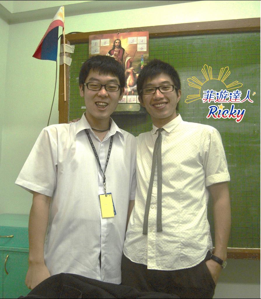 菲律賓教育替代役學生