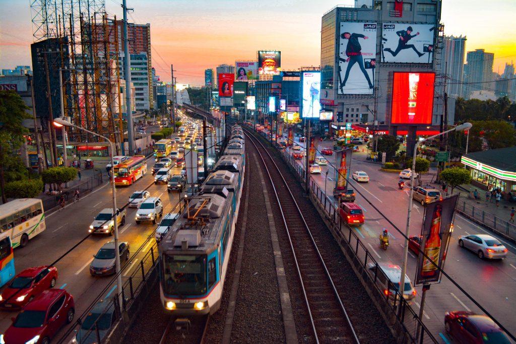 菲律賓房地產-馬尼拉MRT捷運