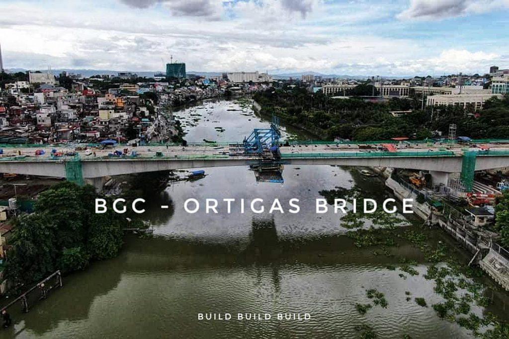 BGC-Ortigas 大橋