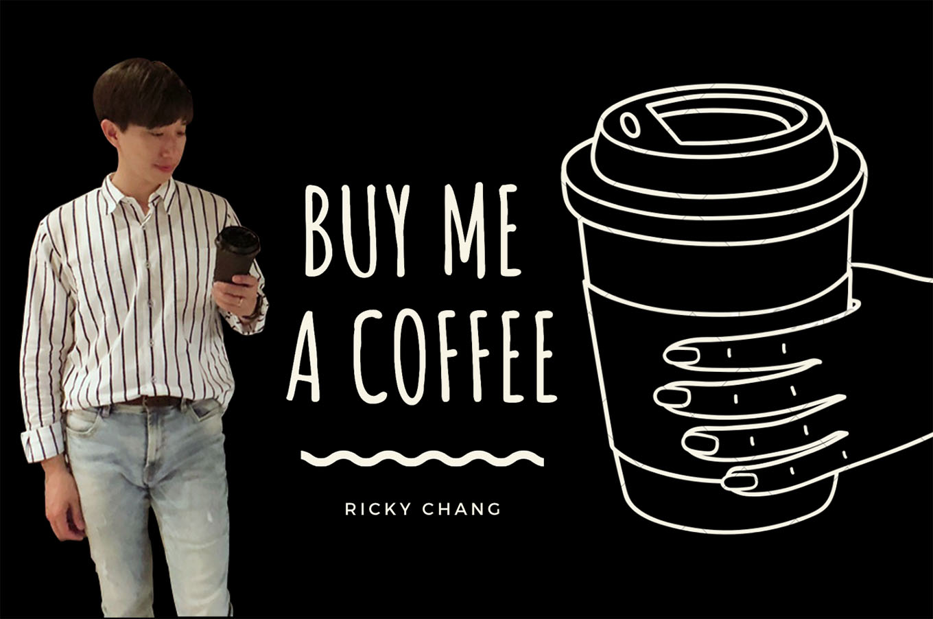 Buy Ricky a Coffee